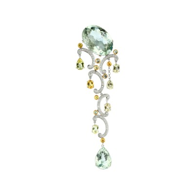 Bespoke Jewellery Singapore Exotic Gems & Jewellery Pte Ltd Pendant