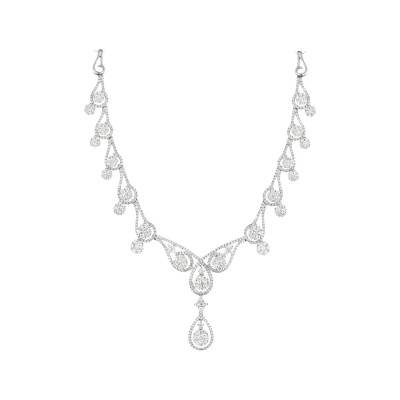 Bespoke Jewellery Singapore Exotic Gems & Jewellery Pte Ltd Diamond Necklace