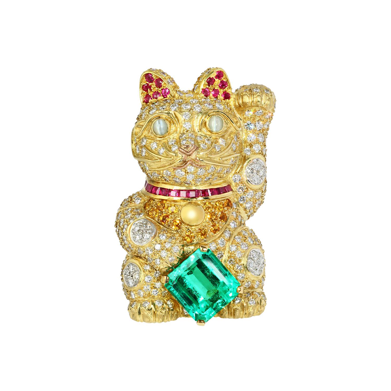 Bespoke Jewellery Exotic Gems & Jewellery Pte Ltd Emerald Diamonds Ruby Cat's Eye